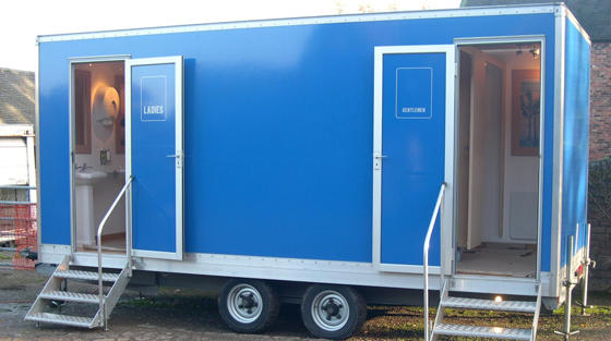 portable toilets in Colorado Springs